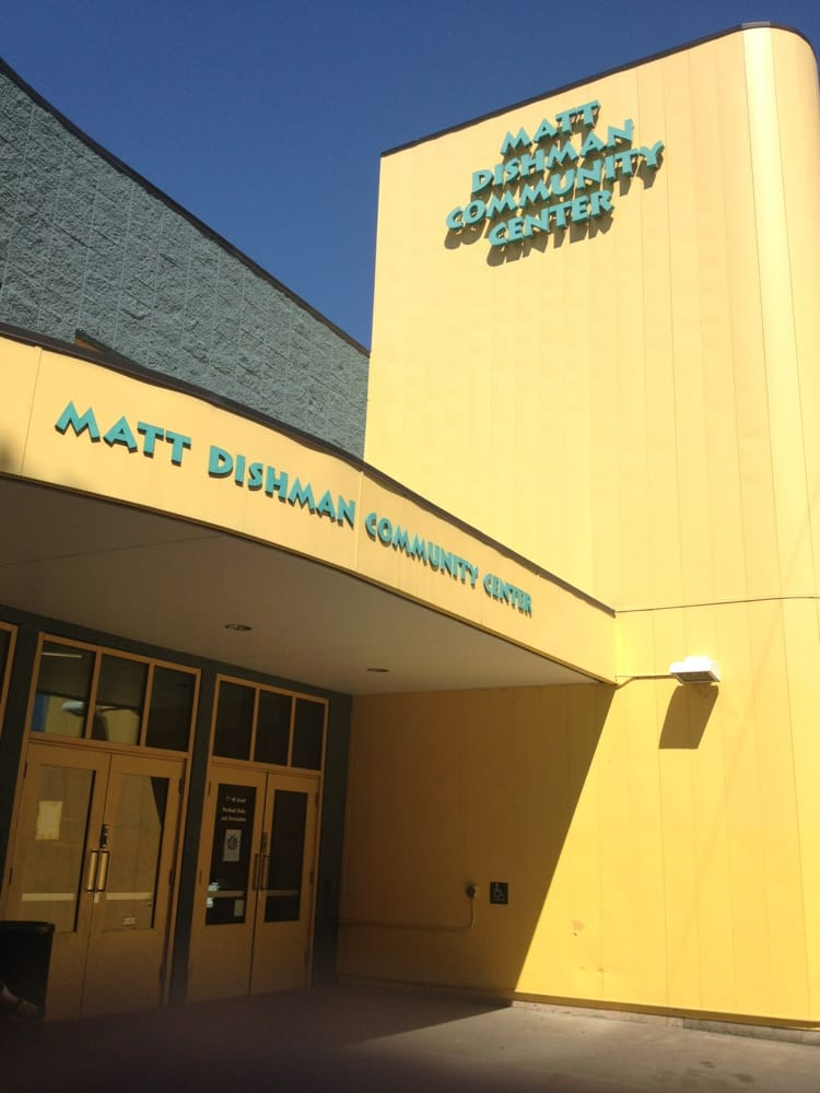 Matt Dishman Community Center Pool Gyms Northeast Portland Portland Or United States