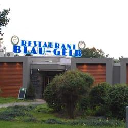 Restaurant Blau Gelb