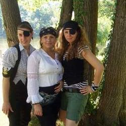 GummiBärchenCrew als Piraten