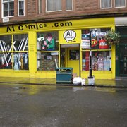 A1 Toys & A1 Comics, Glasgow
