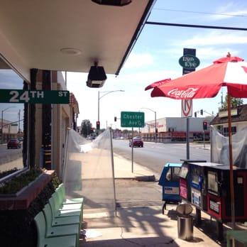 Th Cafe Bakersfield Menu