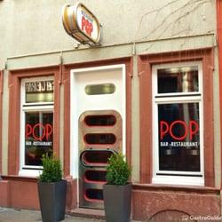 Pop Restaurant Heidelberg, Heidelberg, Baden-Württemberg
