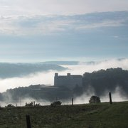 Blick auf die Willibaldsburg von unserem…