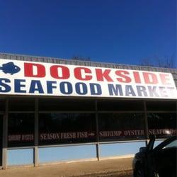 Dockside seafood market eastland charlotte nc for Fish market charlotte nc
