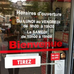 Office depot office equipment canal st martin gare de l 39 est paris france yelp - Office depot montpellier horaire ...