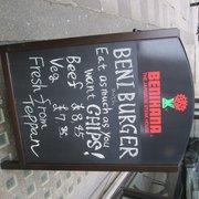 Beni-Burger