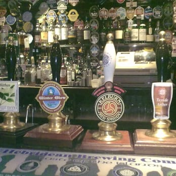 ales and spirits at Blackfriars