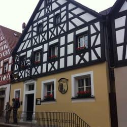 Gaststätte Hufeisen, Pottenstein, Bayern