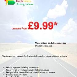 Think Safety Driving School, Birmingham, West Midlands