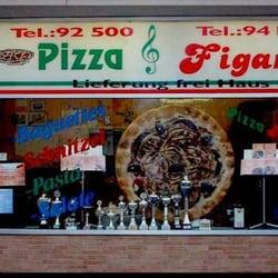 Pizza Figaro, Leverkusen, Nordrhein-Westfalen