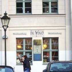 Weinhandlung in vino, Potsdam, Brandenburg