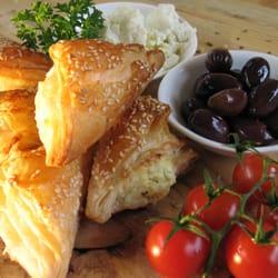 Grandma s little bakery mediterranean restaurants for Alexandria mediterranean cuisine