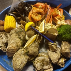 Rick's Crab Trap - Snow crab, shrimp, clams, mussels and oysters. - Fort Walton Beach, FL, Vereinigte Staaten