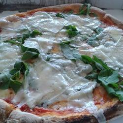 Mozzarella Parmesan Rucola