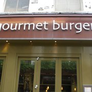 Gourmet Burger Kitchen, London, UK