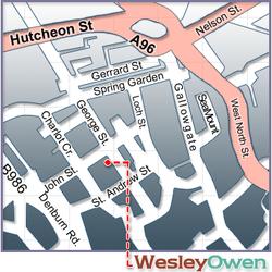 WesleyOwen.com, Aberdeen