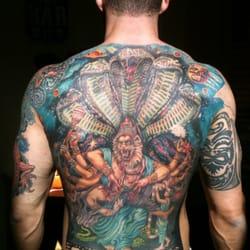 Elemental ink closed tattoo southwest denver co for Best tattoo shops in denver co
