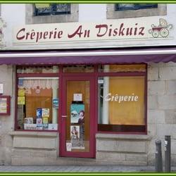 An Diskuiz, Quimper, Finistère