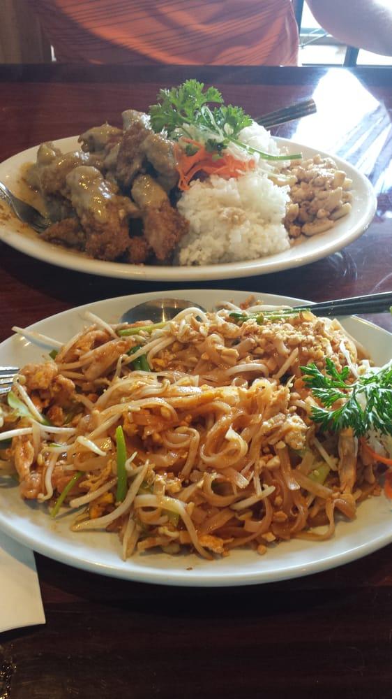 Pacific paradise cuisine 66 photos thai restaurants for Cuisine paradise