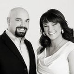 Eccles & Hamilton - Salt Lake City, UT, États-Unis. Aaron Hamilton and Robynn Eccles of RE/MAX Associates