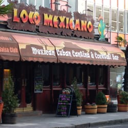 Loco Mexicano, London, UK