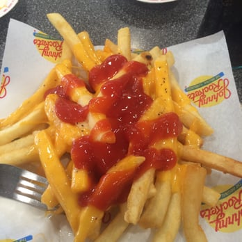 How much is johnny rockets