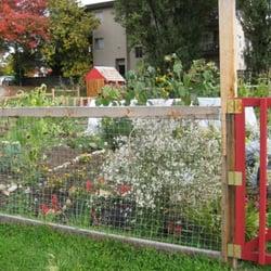 South China Creek Community Garden Mount Pleasant