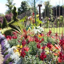Gardens on a sunny day