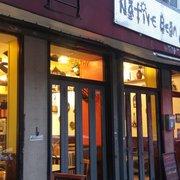 Native Bean - New York, NY, États-Unis. New place, same face