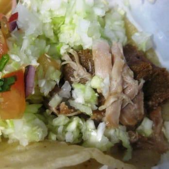 Los Cabos Tacos - Riverside, CA, United States. Taco de Carnitas