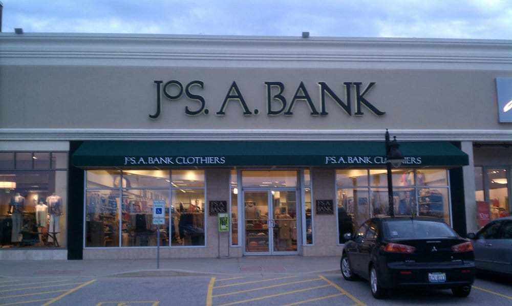 Jos A Bank Men 39 S Clothing Normal Il United States