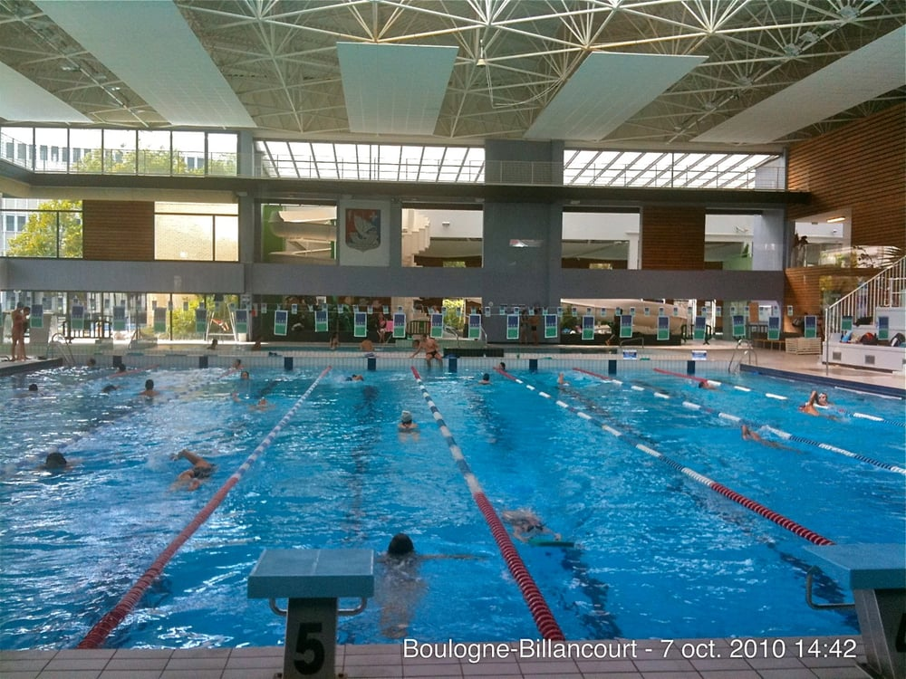 Cloture De Piscine Moderne Boulogne Billancourt  Maison Design