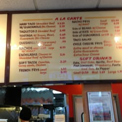Pepe's Mexican Food - Quesadilla for .09 with meat. Best deal in town and worth the trip!! - Chino, CA, Vereinigte Staaten