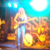 Lissie performing at Cabaret Voltaire