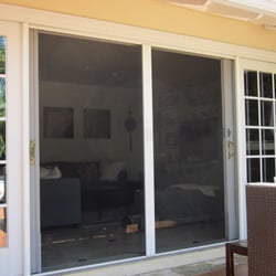 Oc quality home products 38 photos shutters 1442 e for Best rated retractable screen doors