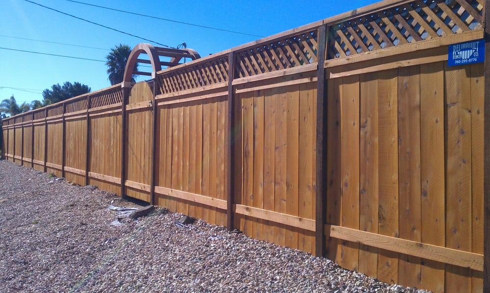 Reliabuilt Fence Company Fences Amp Gates Bonsall Ca