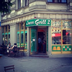 Gaststätte IMREN II, Berlin