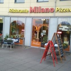 Restaurant Milano, Berlin