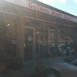 Golden Music Center logo