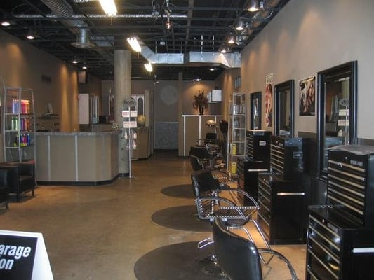 Hair salon seattle for Salon seattle