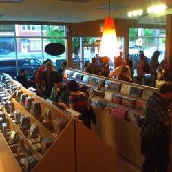 Saki Vinyl Records Logan Square Chicago Il