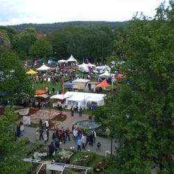 Bürgergarten Veranstaltung Blütenzauber