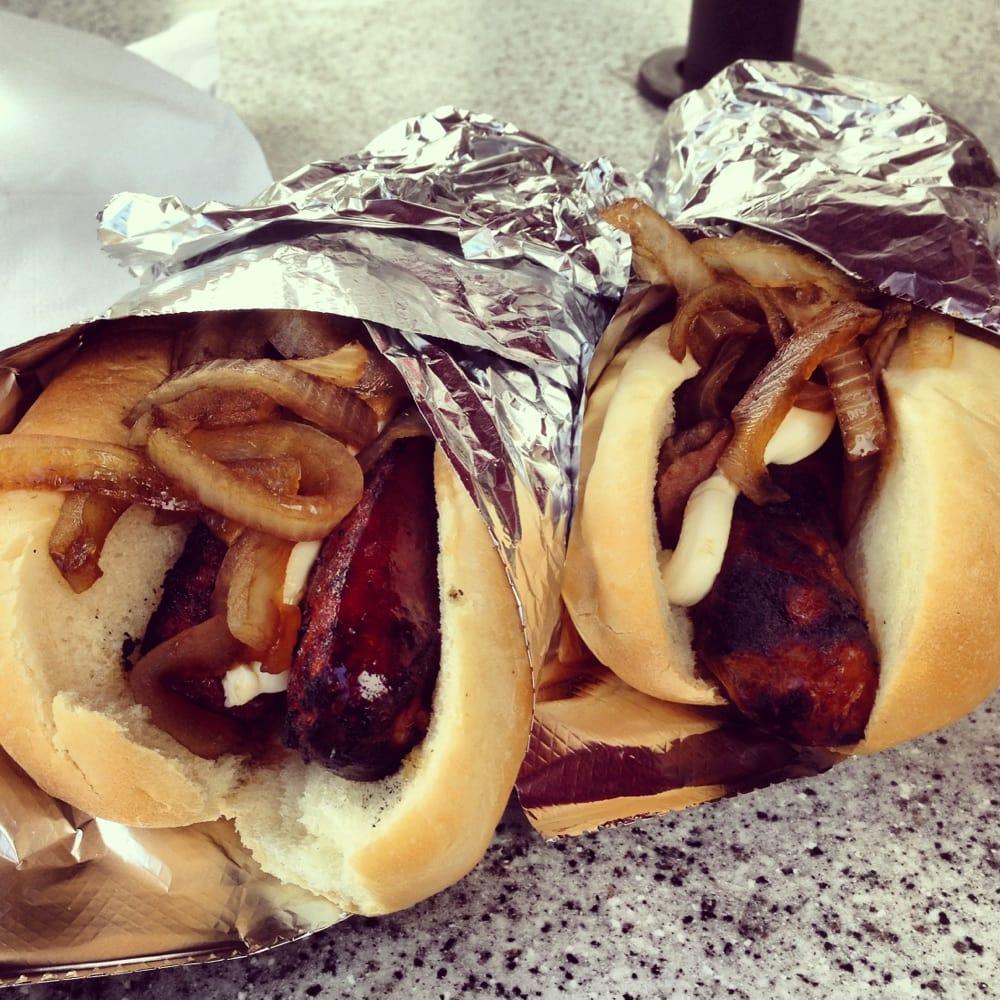Biker Jims Hot Dogs