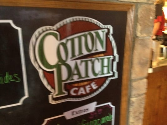 Cotton Patch Cafe Southern Comfort Food