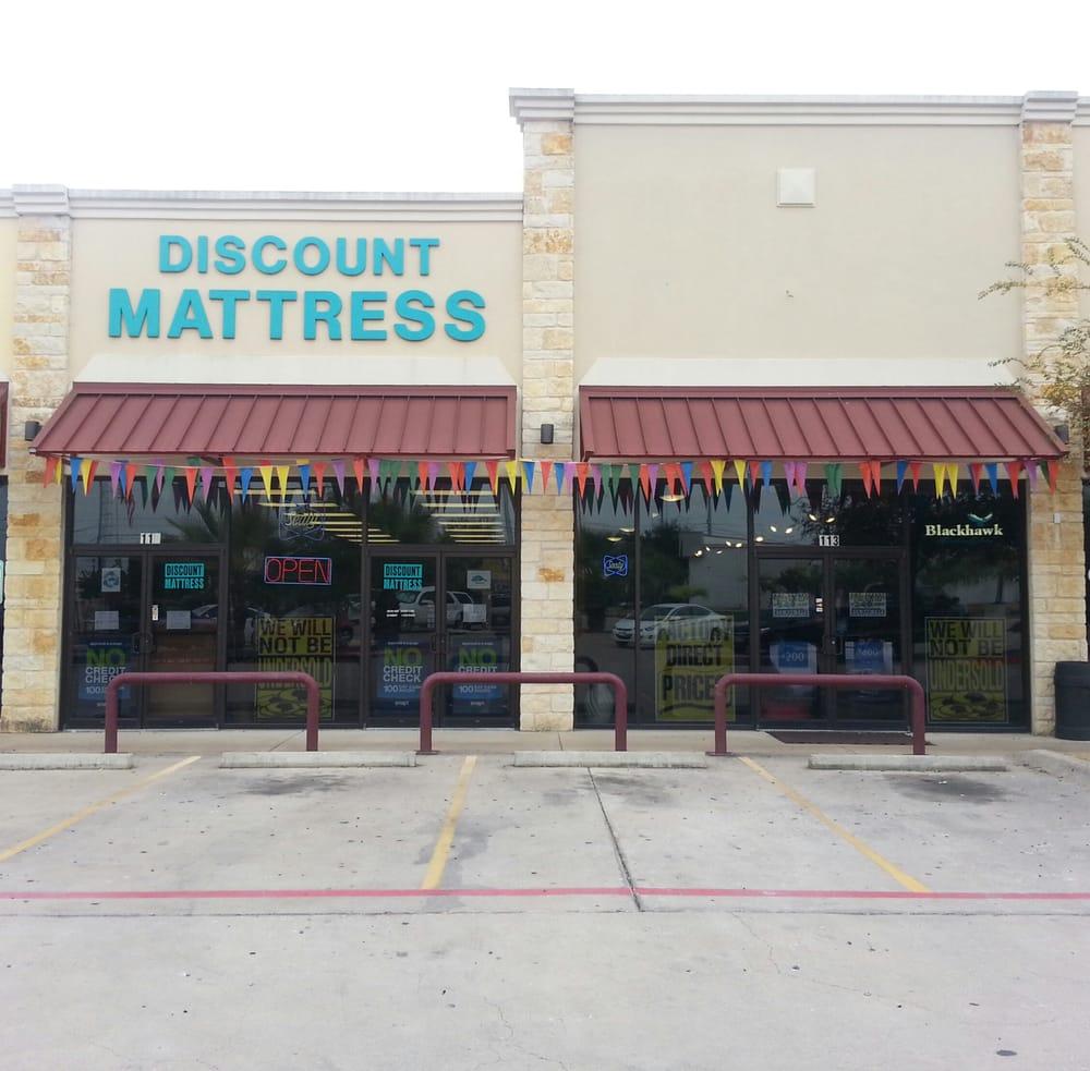 Discount Mattress Mattresses 615 W Slaughter Ln