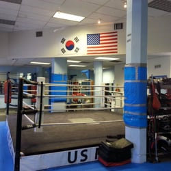 US Muay Thai - Los Angeles, CA, United States. Ring