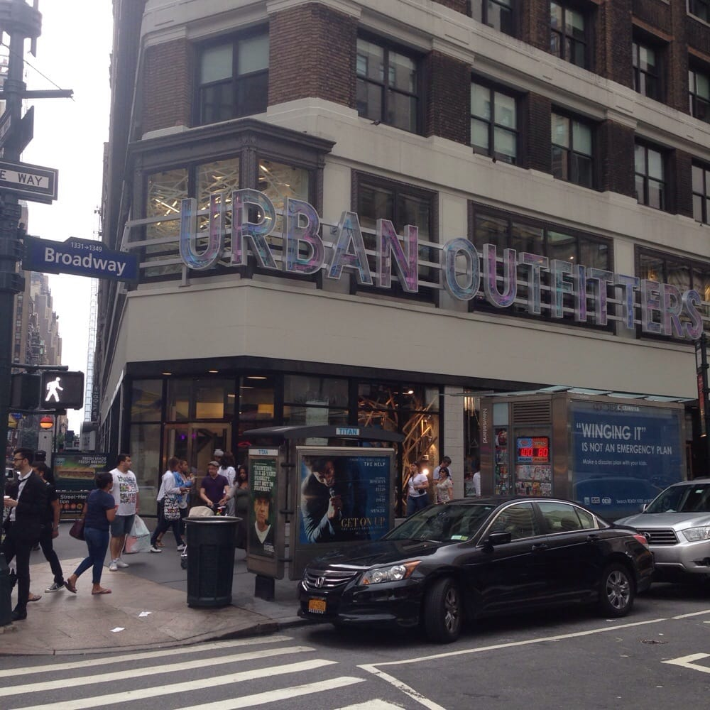 Urban Outfitters - Womenu0026#39;s Clothing - New York NY - Yelp