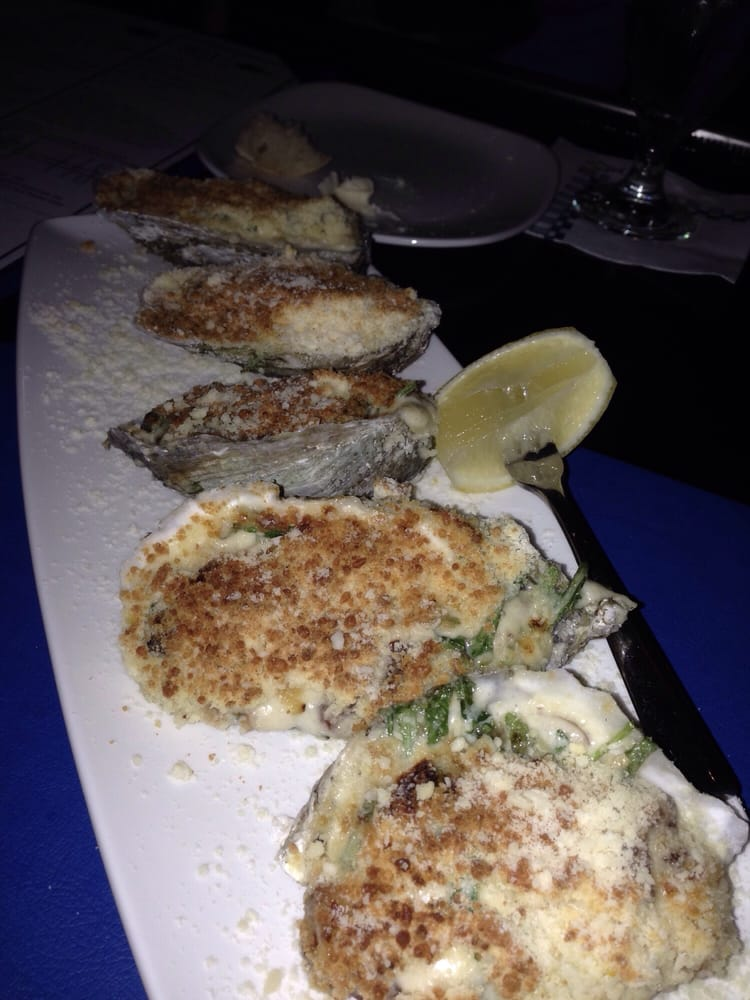 Oysters rockefeller yelp for 801 fish clayton