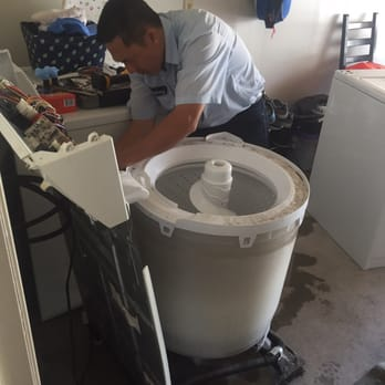 Mobile Appliance Tech - Service & Repair - Solana Beach, CA, United States. My poor washer.