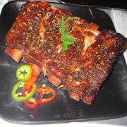 Myers & Chang - Tea Smoked Pork Spare Ribs - Boston, MA, Vereinigte Staaten